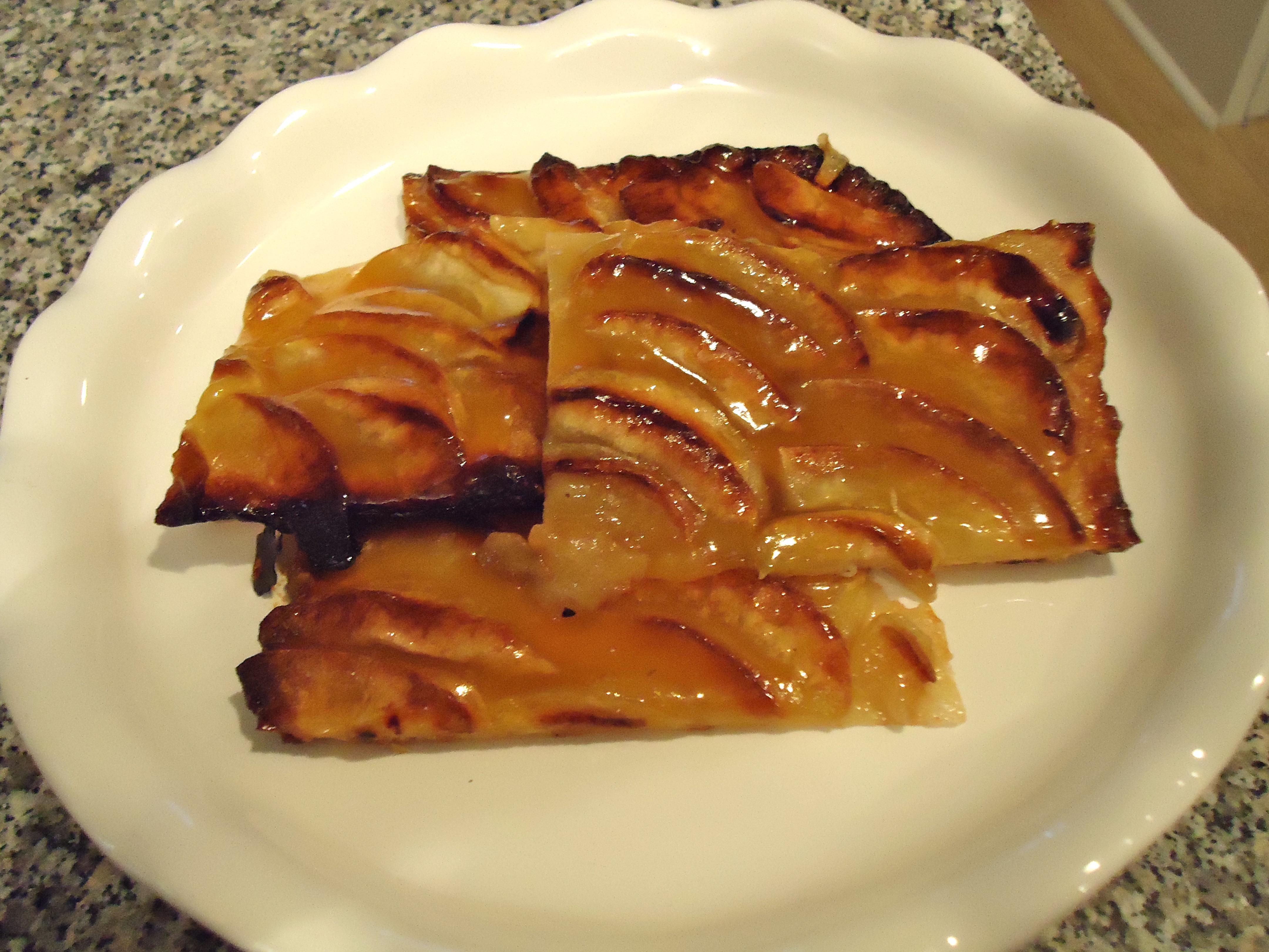 French Apple Tart | Peonies&Cupcakes